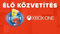 E3 2016 - Xbox sajtókonferencia élő közvetítés kép