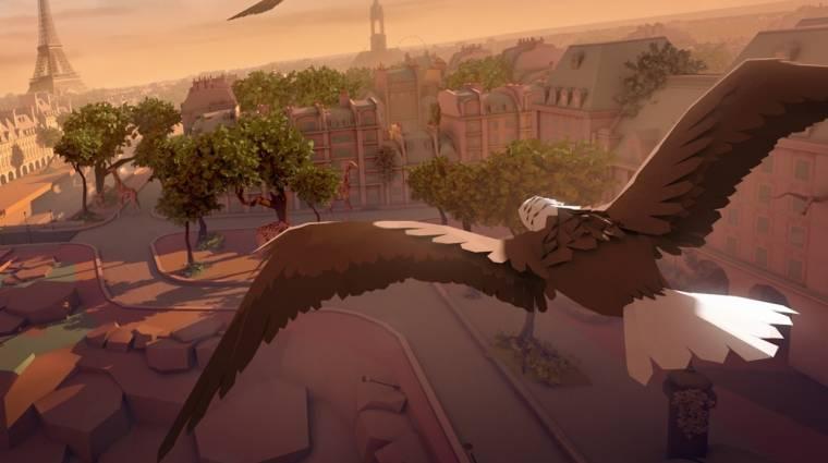 A Ubisoft bejelentette VR játékainak megjelenési dátumait bevezetőkép