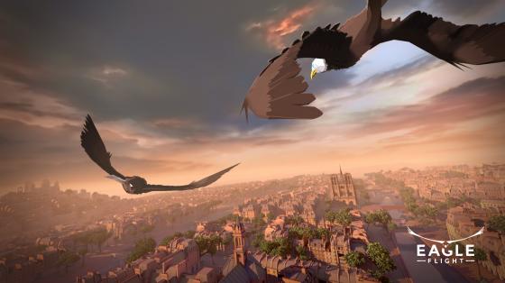 Eagle Flight infódoboz