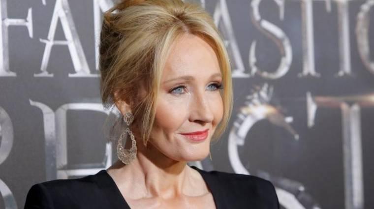 Rowling eljótékonykodja a Legendás állatok és megfigyelésük bevételét kép