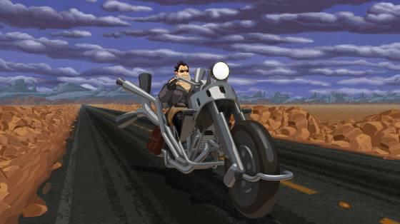 Full Throttle Remastered infódoboz