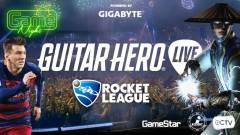 Mortal Kombat X, FIFA 16, Rocket League és Guitar Hero Live a GameNighton! kép