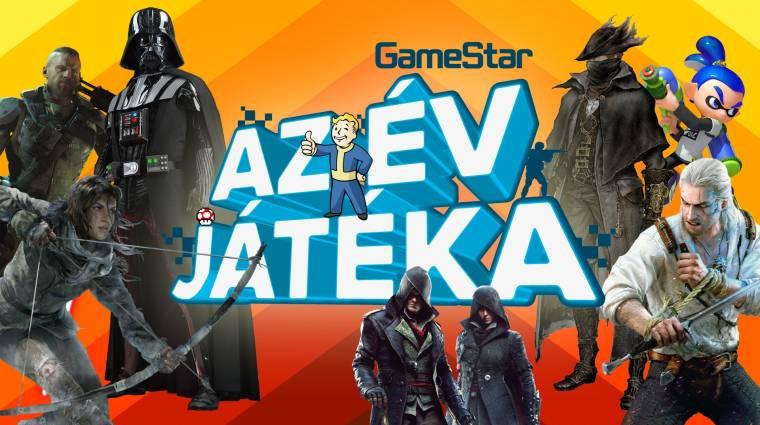 GameStar Awards 2015 - szavazz az év legjobb játékára! bevezetőkép