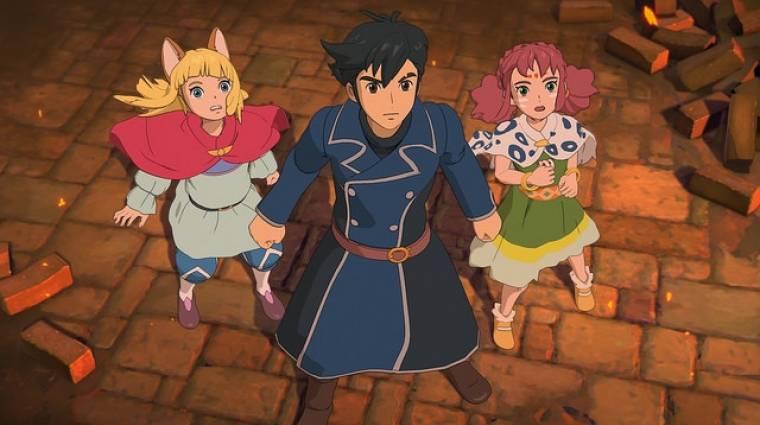 Ni No Kuni - megérkezett az anime első előzetese bevezetőkép