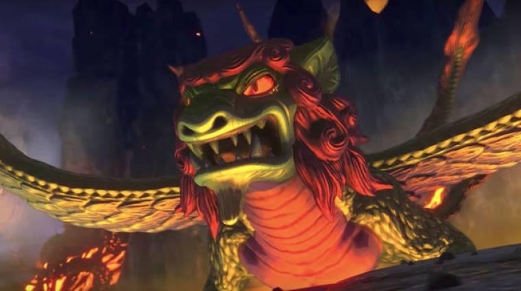 Gamescom 2017 - göndör hajú sárkány ellen is harcolhatunk a Ni no Kuni II: Revenant Kingdom-ban bevezetőkép