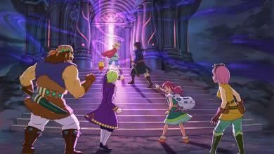 Ni no Kuni II: Revenant Kingdom - még a héten befut a The Lair of the Lost DLC