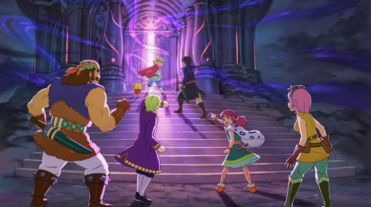Ni no Kuni II: Revenant Kingdom - még a héten befut a The Lair of the Lost DLC bevezetőkép