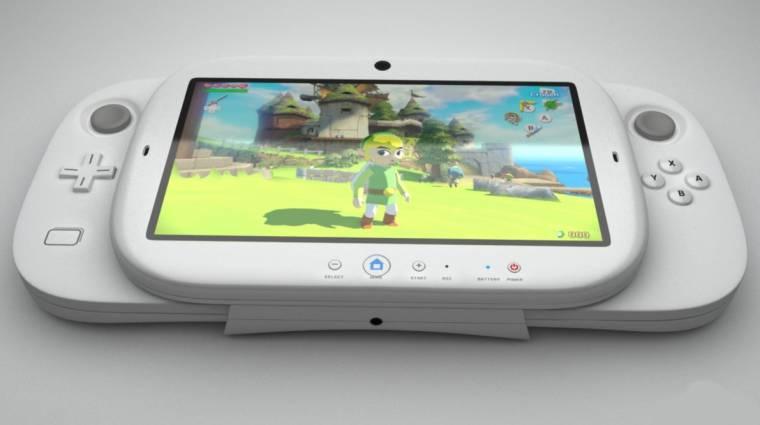 Speciális kézikonzol lesz a Nintendo NX bevezetőkép