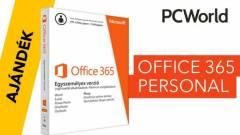 Office 2016-ot kap minden PC World előfizető kép