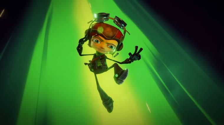 E3 2019 - a Microsofté lett a Double Fine, traileren a Psychonauts 2 bevezetőkép