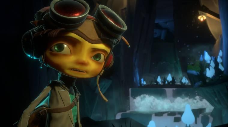 E3 2019 - az Xbox felvásárlás ellenére multiplatform cím lesz a Psychonauts 2 bevezetőkép