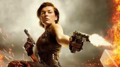Resident Evil: The Final Chapter - pörgős lett a legújabb előzetes kép
