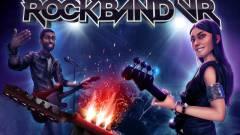 Rock Band VR - megvan, mikortól lehetünk virtuális rocksztárok kép