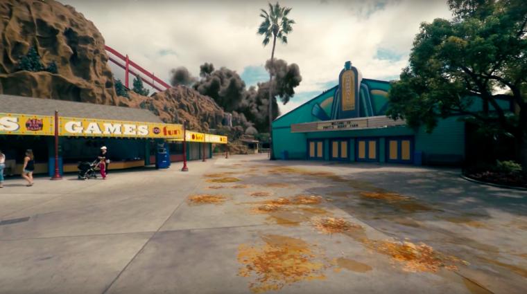 Napi büntetés: ilyen lenne egy RollerCoaster Tycoon vidámpark a valóságban bevezetőkép