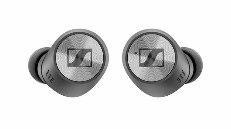 Új mini fülhallgatót mutatott be a Sennheiser kép