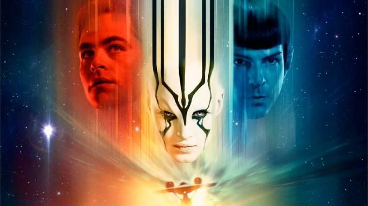 Star Trek: Mindenen túl - TV spotok és még több Rihanna kép