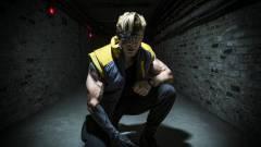 Street Fighter: Resurrection trailer - Charlie Nash beköszön kép
