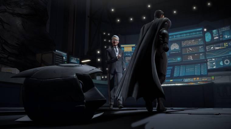 Batman: A Telltale Series - válaszolt a fejlesztő a PC-s verzió problémáira bevezetőkép