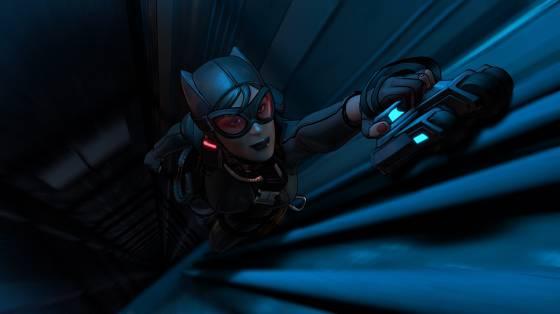 Batman: The Telltale Series - Episode 1: Realm of Shadows infódoboz