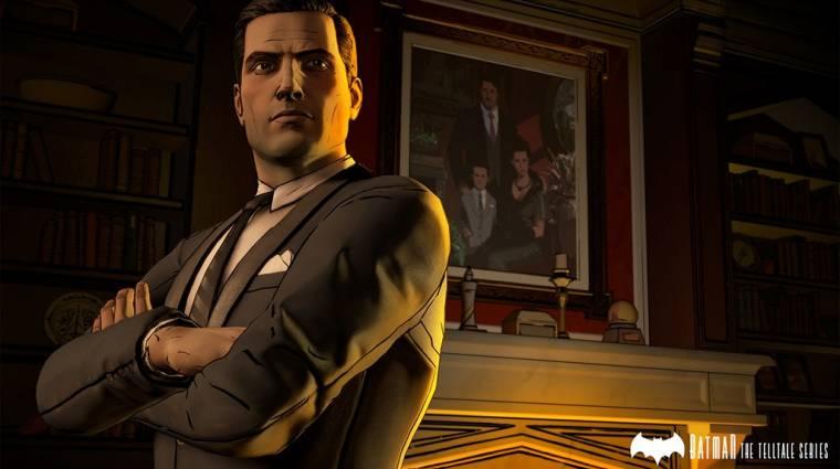 Katasztrofális PC-n az új Batman játék bevezetőkép