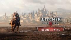 The Witcher 3: Blood and Wine - ütős lesz a borító kép
