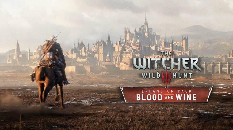 The Witcher 3: Blood and Wine - jobb lesz, mint az alapjáték? bevezetőkép