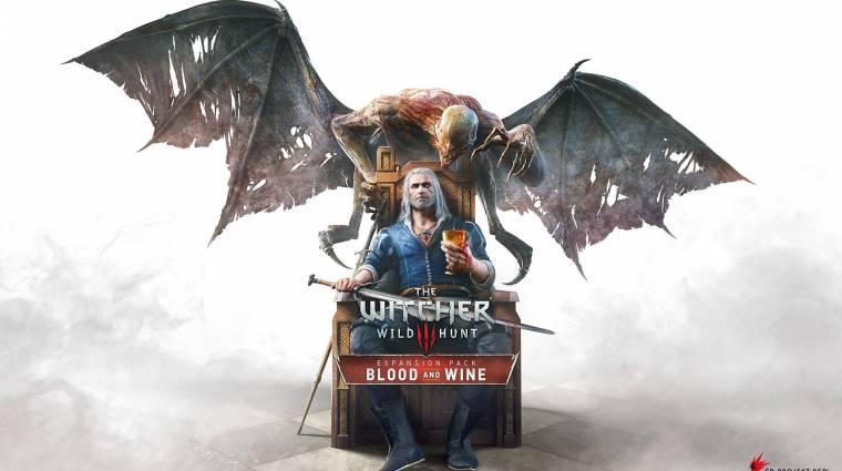 The Witcher 3: Blood and Wine - ismét kapunk két Gwent paklit bevezetőkép