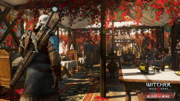 The Witcher 3: Wild Hunt - komoly frissítés készít fel a kiegészítőre bevezetőkép