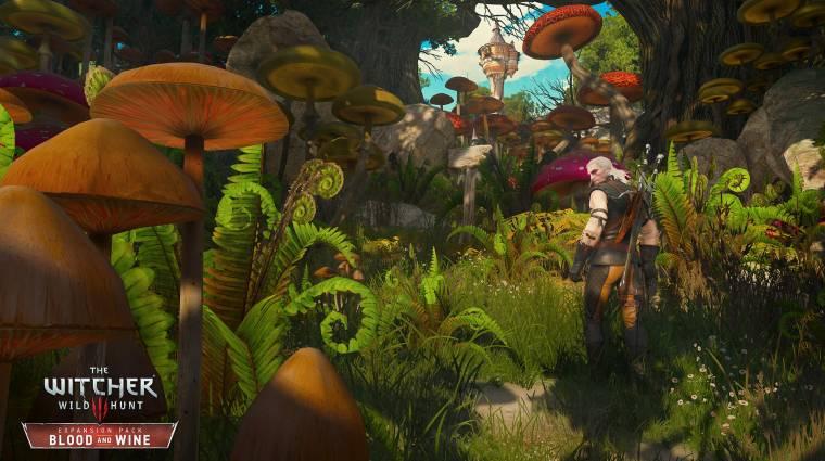 The Witcher 3: Blood and Wine - újabb részleteket tudtunk meg a kiegészítőről bevezetőkép