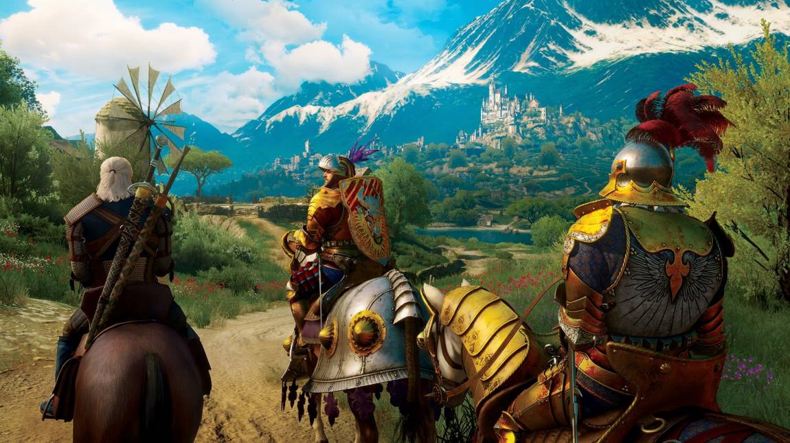 The Witcher 3: Blood and Wine - ismerd meg Toussaint-t! bevezetőkép