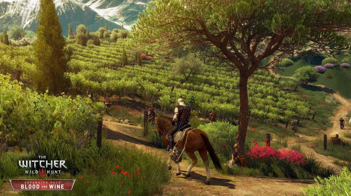 The Witcher 3: Blood and Wine - ilyen a kiegészítő első 10 perce bevezetőkép