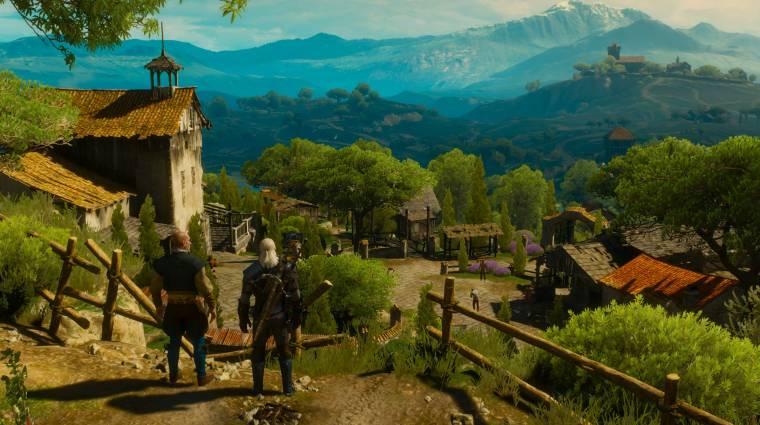 Ingyenes változatot kap a The Witcher asztali szerepjáték bevezetőkép