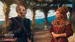 Frissült a The Witcher III: Wild Huntot megszépítő mod, még varázslatosabb lett Toussaint kép