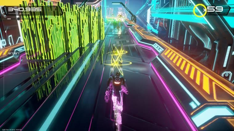 The Game Awards 2015 - bejelentve és már játszható a Tron Run/r bevezetőkép