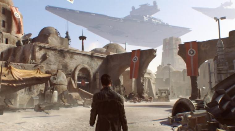 Az egyik író szerint zseniális lett volna a Visceral-féle Star Wars bevezetőkép