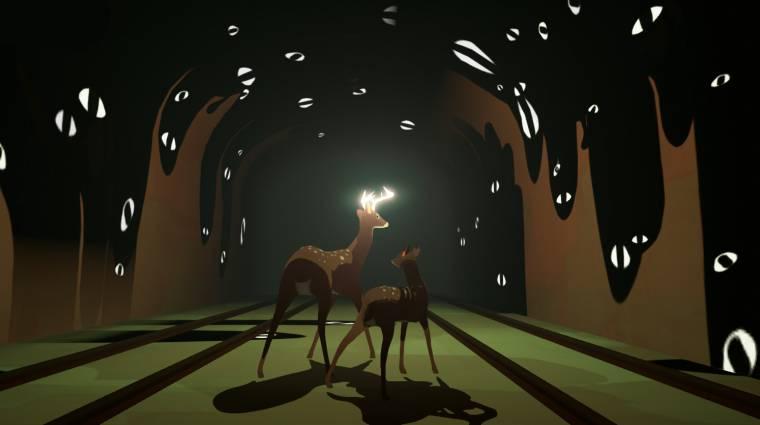 E3 2019 - új traileren a Way to the Woods bevezetőkép