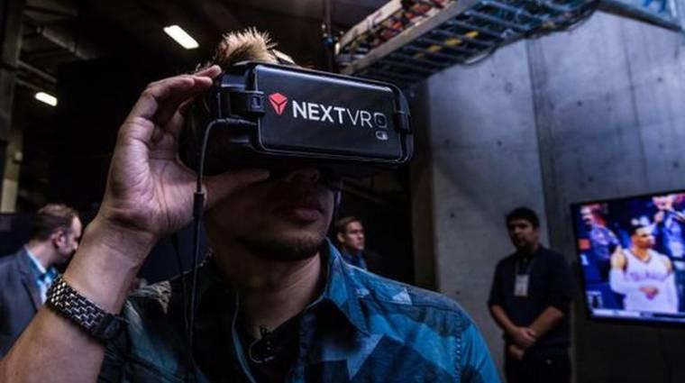 VR szemüveg fejlesztésén dolgozik az Apple kép