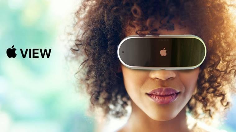 A testmozgás érzékelését is teszteli az Apple a készülő VR-szemüvegéhez kép