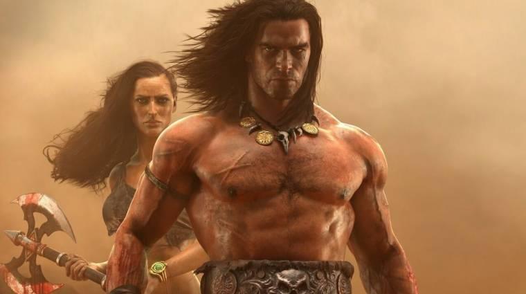 Conan Exiles - a mai megjelenés mellett másnak is örülhet a Funcom bevezetőkép