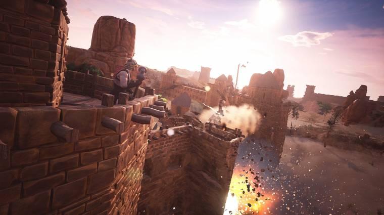 Conan Exiles - 40 perc gameplay a megjelenés előtt bevezetőkép