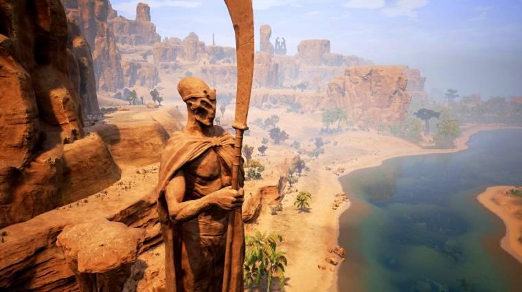 Conan Exiles megjelenés - megvan a dátum, megmutatta magát a gyűjtői bevezetőkép