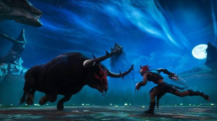 Conan Exiles - állatgondozókat csinál a játékosokból az új update bevezetőkép
