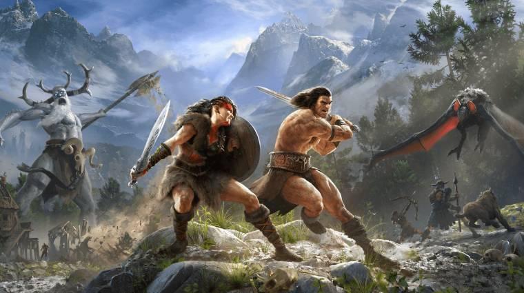 Egyetlen stúdió kezébe kerültek a Conan jogok, új játék készül bevezetőkép