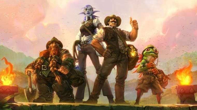 Hearthstone - visszatérnek a League of Explorers hősei? bevezetőkép