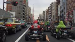 Napi büntetés: a nap, amikor egy turista bérelt Mario Karttal hajtott a japán rendőrállomásba kép