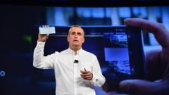 Okostelefon RealSense 3D kamerával kép