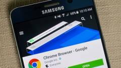 Jelentősen felgyorsul a Chrome böngésző kép