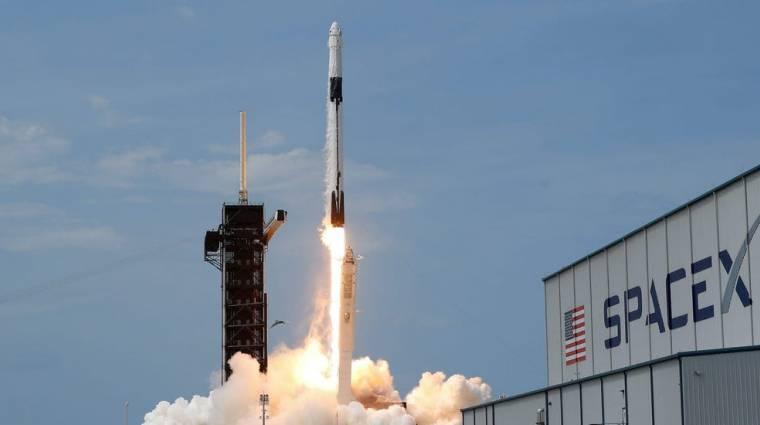 A SpaceX Kuba felé indította el rakétáját, erre 1969 óta nem volt példa kép