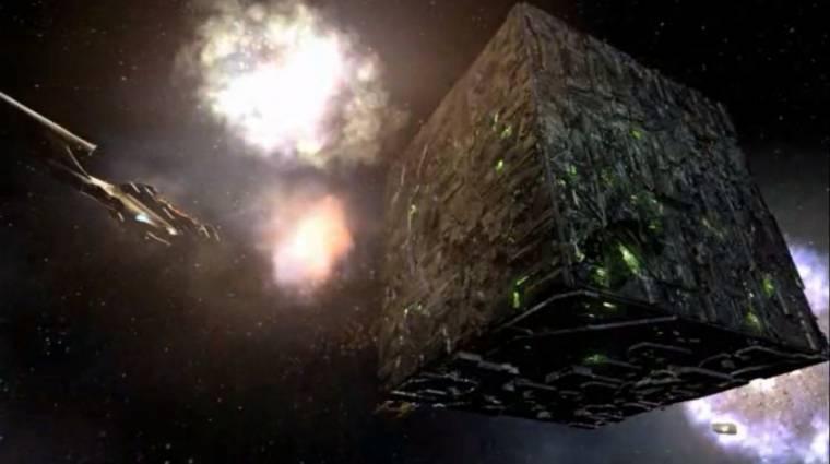 Ilyen lett volna az Imperium Galactica készítőinek Star Trek játéka (videó) bevezetőkép