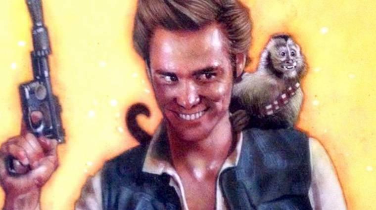 Jim Carrey Ace Venturájához hasonlították a Han Solo filmet kép